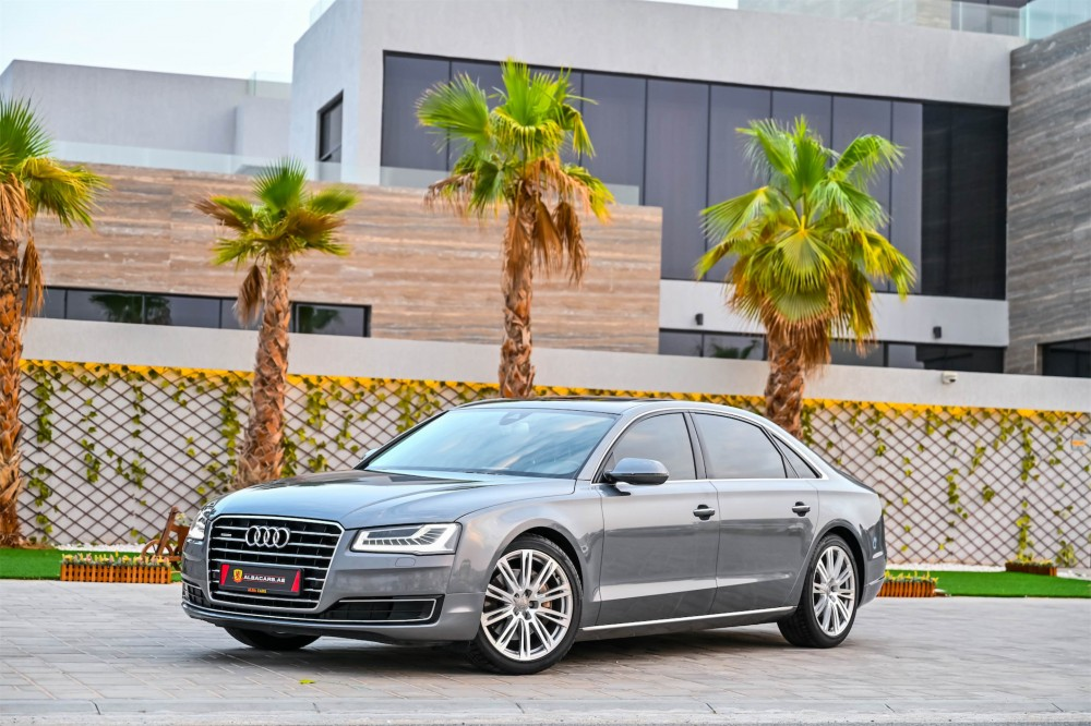 buy pre-owned Audi A8L 50 TFSI without downpayment