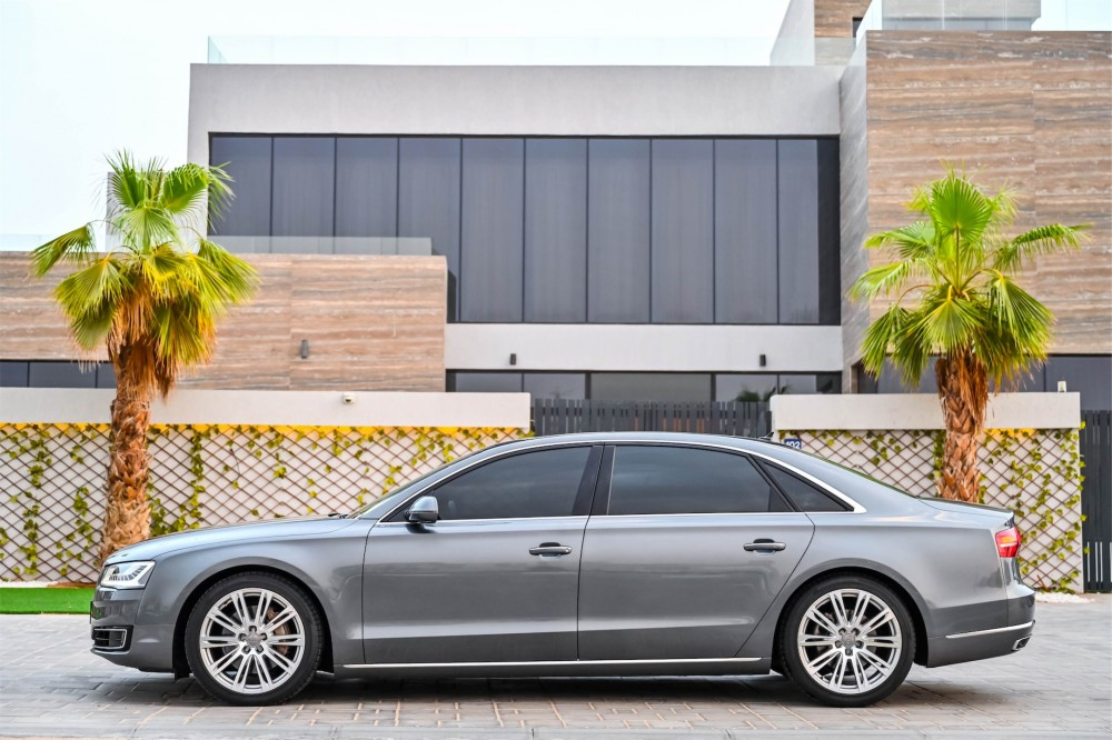 buy second hand Audi A8L 50 TFSI without downpayment