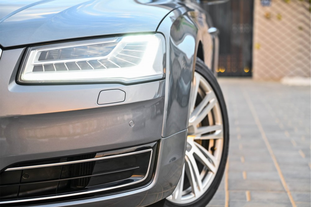 buy approved Audi A8L 50 TFSI with warranty
