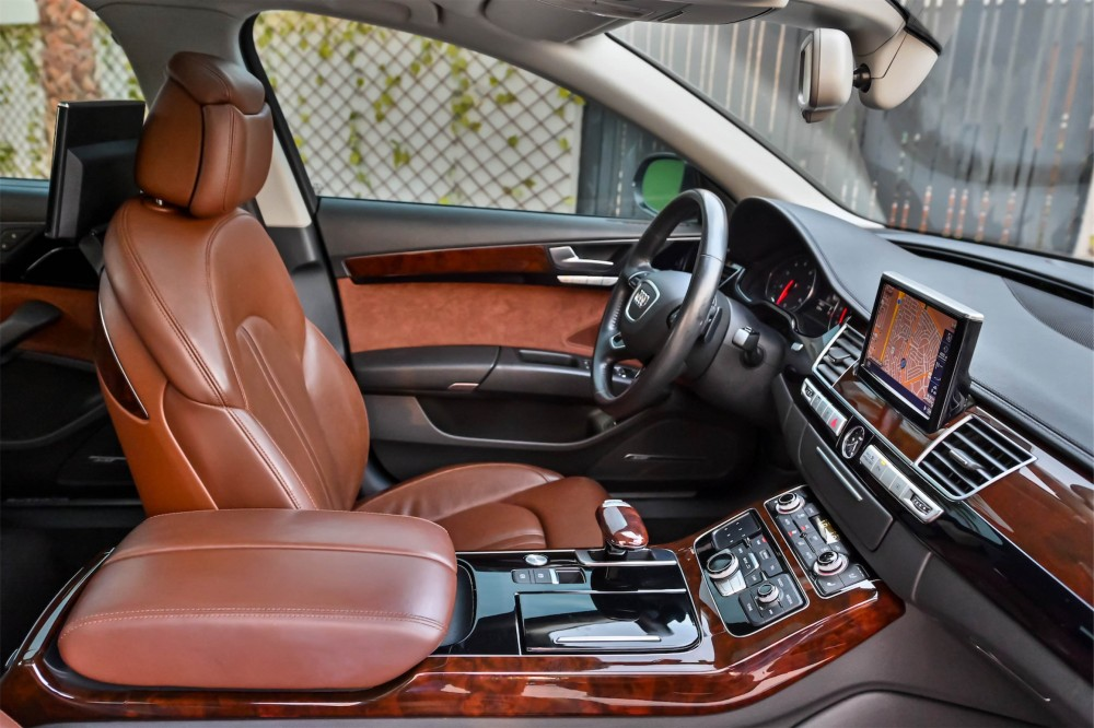 buy approved Audi A8L 50 TFSI without downpayment