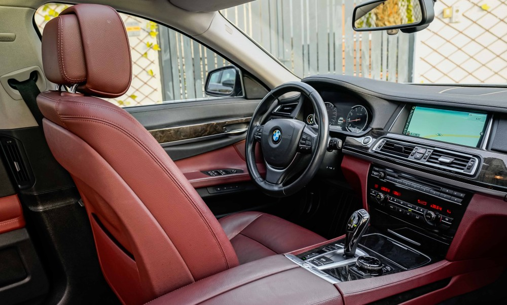 buy used BMW 730Li without downpayment