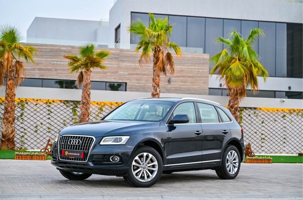buy second hand Audi Q5 2.0L without downpayment