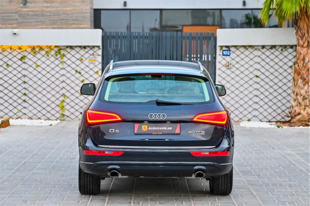 buy approved Audi Q5 2.0L with warranty