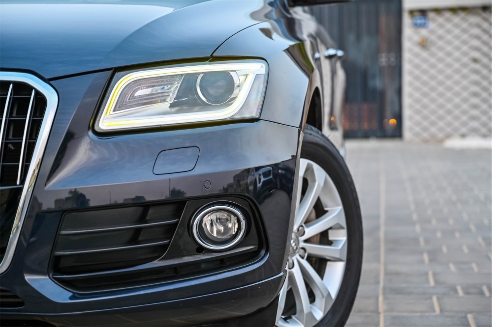 buy used Audi Q5 2.0L without downpayment