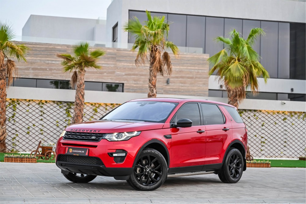 buy second hand Land Rover Discovery Sport HSE without downpayment