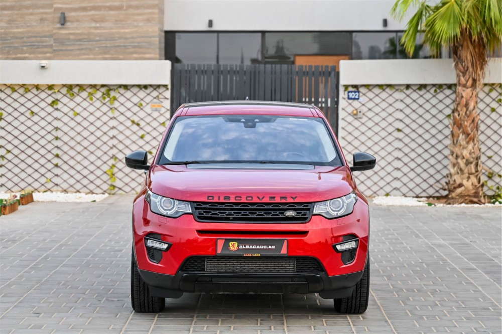buy pre-owned Land Rover Discovery Sport HSE without downpayment