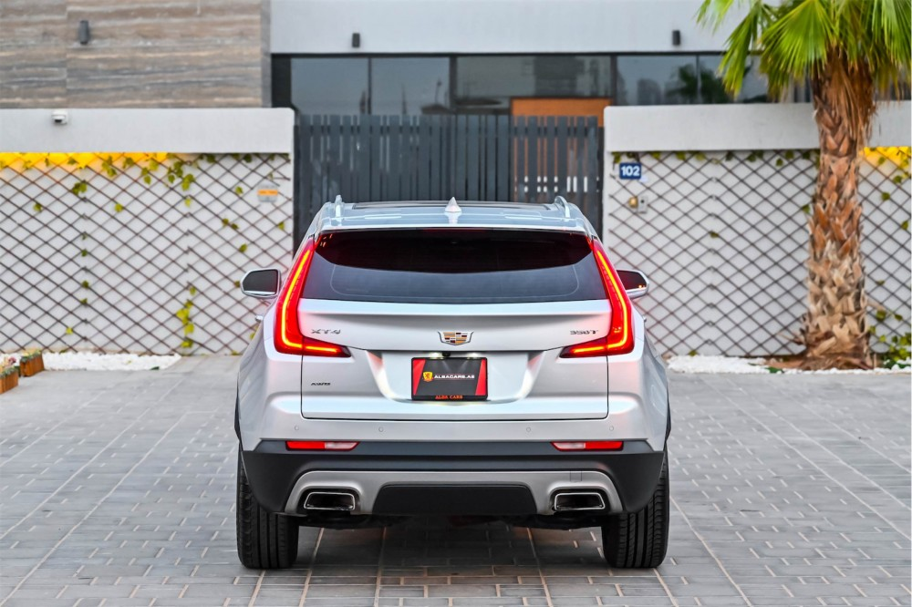 buy used Cadillac XT4 Luxury without downpayment