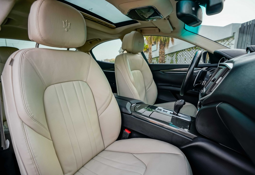 buy slightly used Maserati Ghibli S Q4 without downpayment