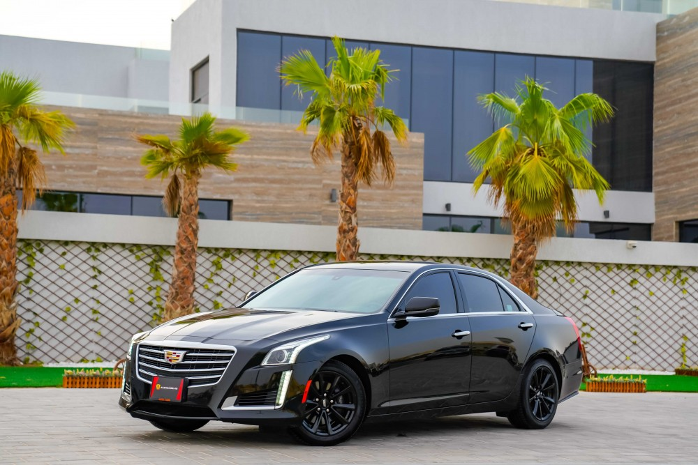 buy pre-owned Cadillac CTS in Dubai