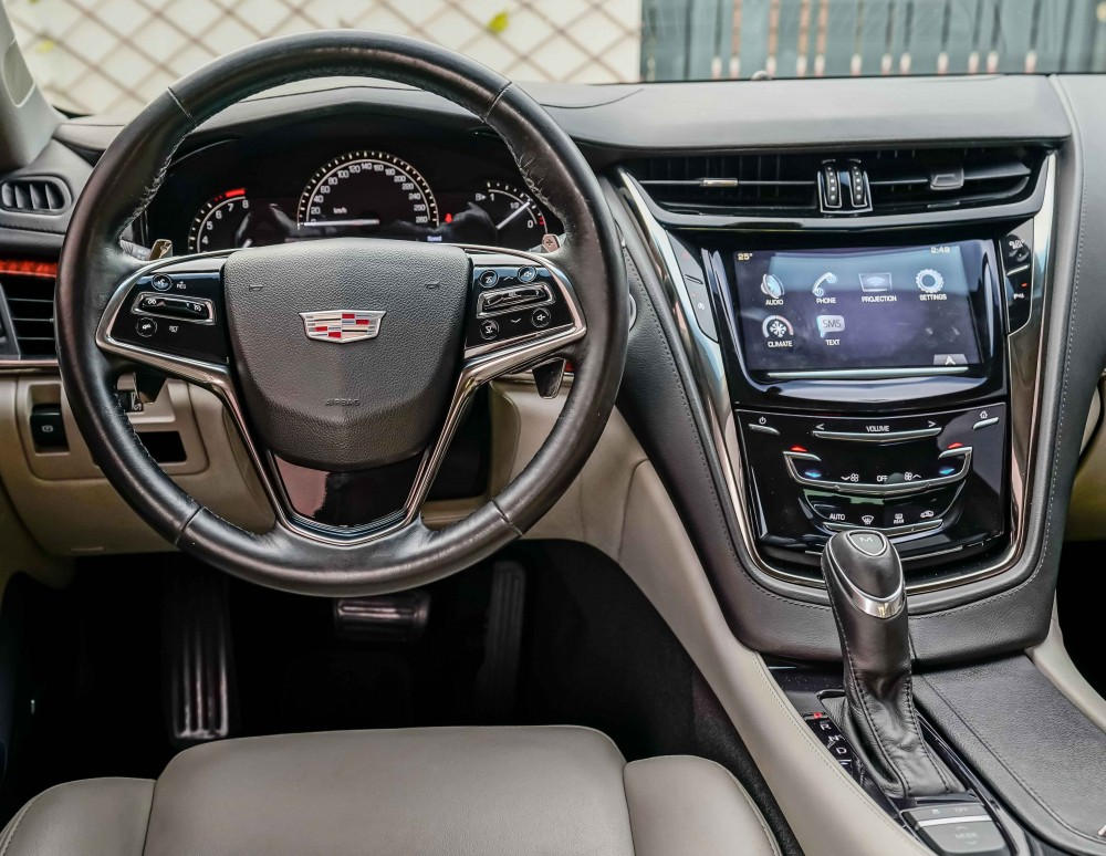 buy approved Cadillac CTS without downpayment