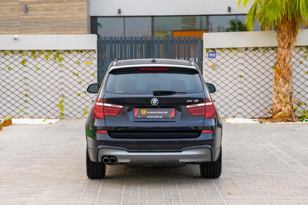 buy pre-owned BMW X3 MKit without downpayment