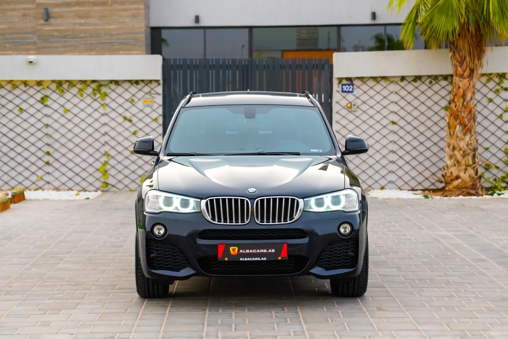 buy second hand BMW X3 MKit in Dubai