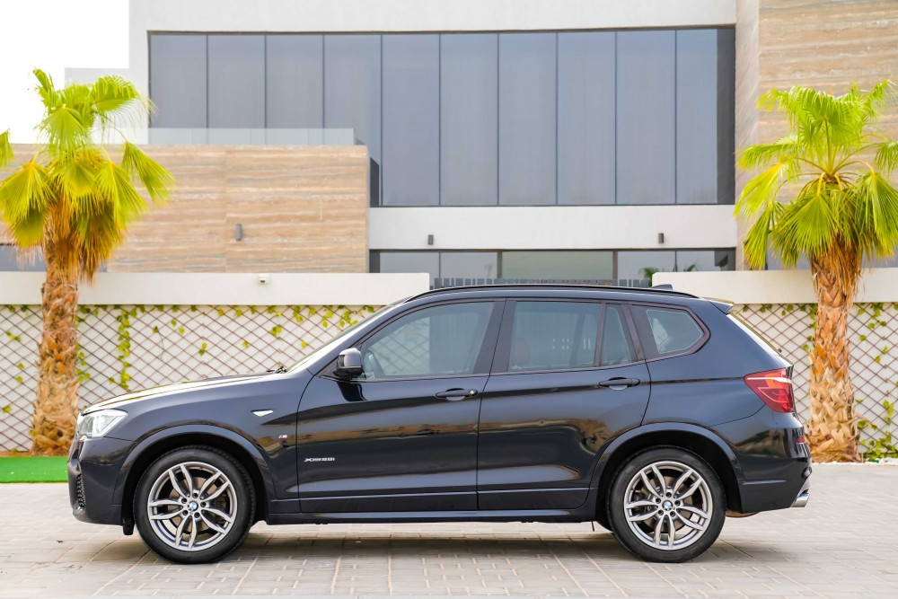 buy second hand BMW X3 MKit in UAE