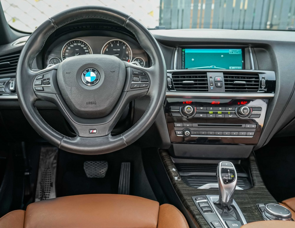 buy pre-owned BMW X3 MKit with warranty