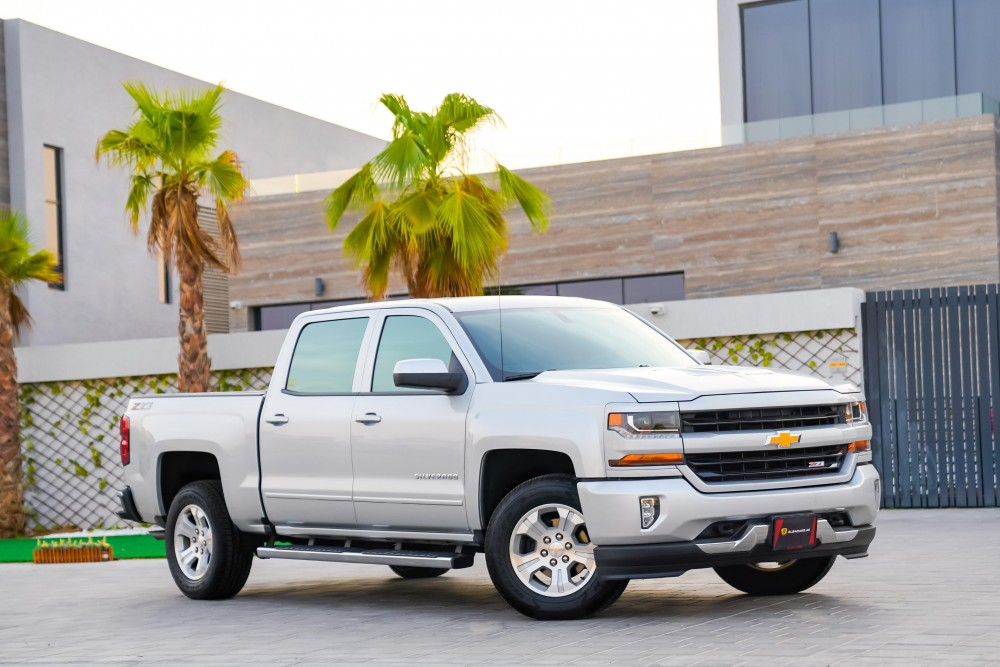 buy certified Chevrolet Silverado LT Double Cab without downpayment