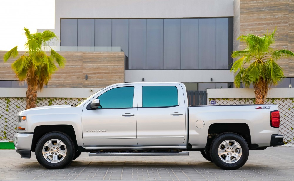buy approved Chevrolet Silverado LT Double Cab without downpayment