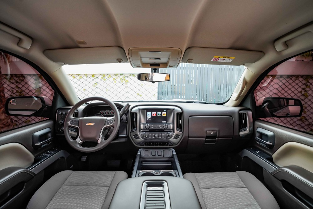 buy second hand Chevrolet Silverado LT Double Cab without downpayment