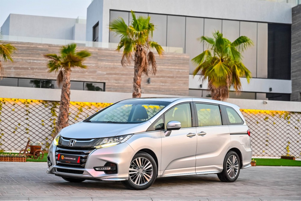 buy used Honda Odyssey J EX-V without downpayment