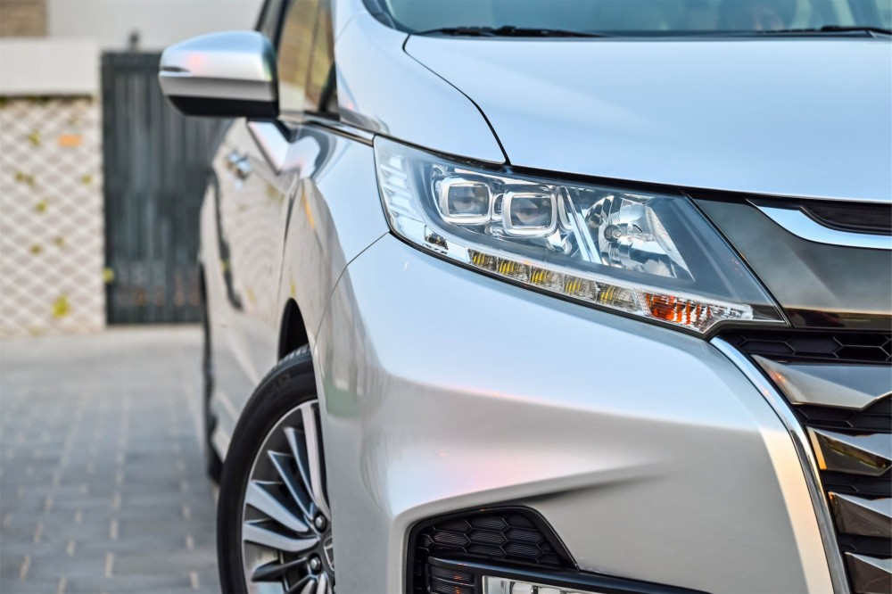buy certified Honda Odyssey J EX-V without downpayment