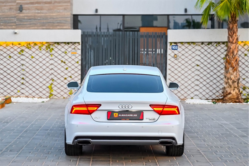 buy pre-owned Audi A7 S-Line New Shape in Dubai