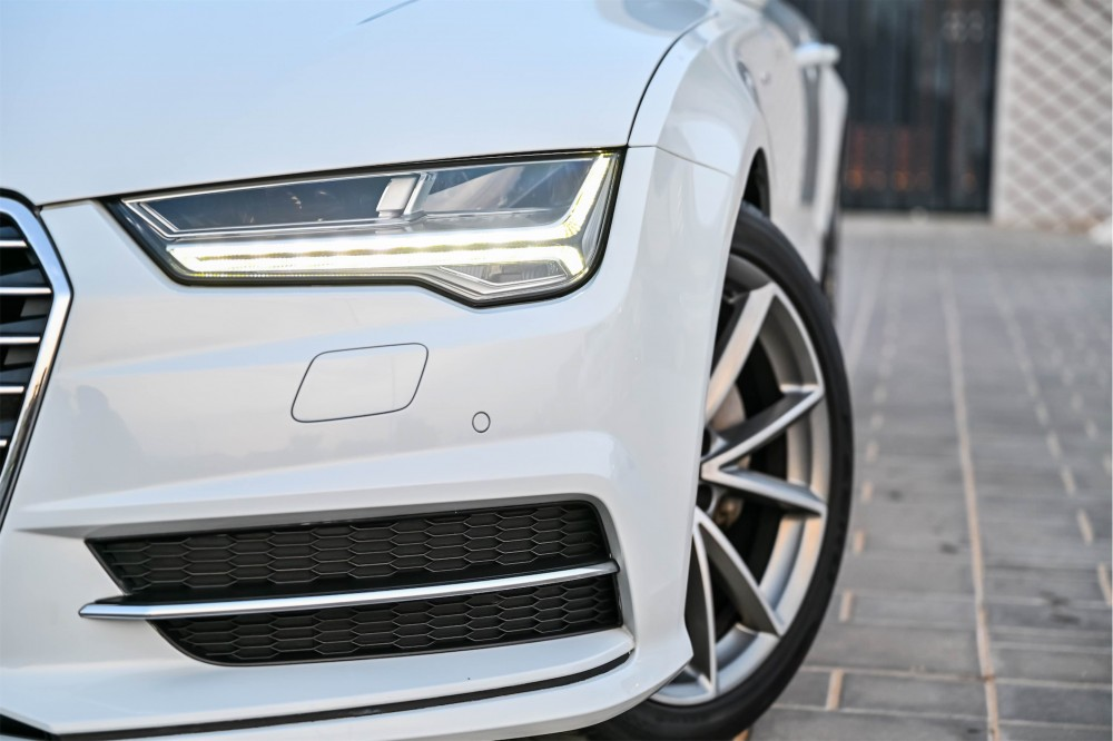 buy slightly used Audi A7 S-Line New Shape without downpayment