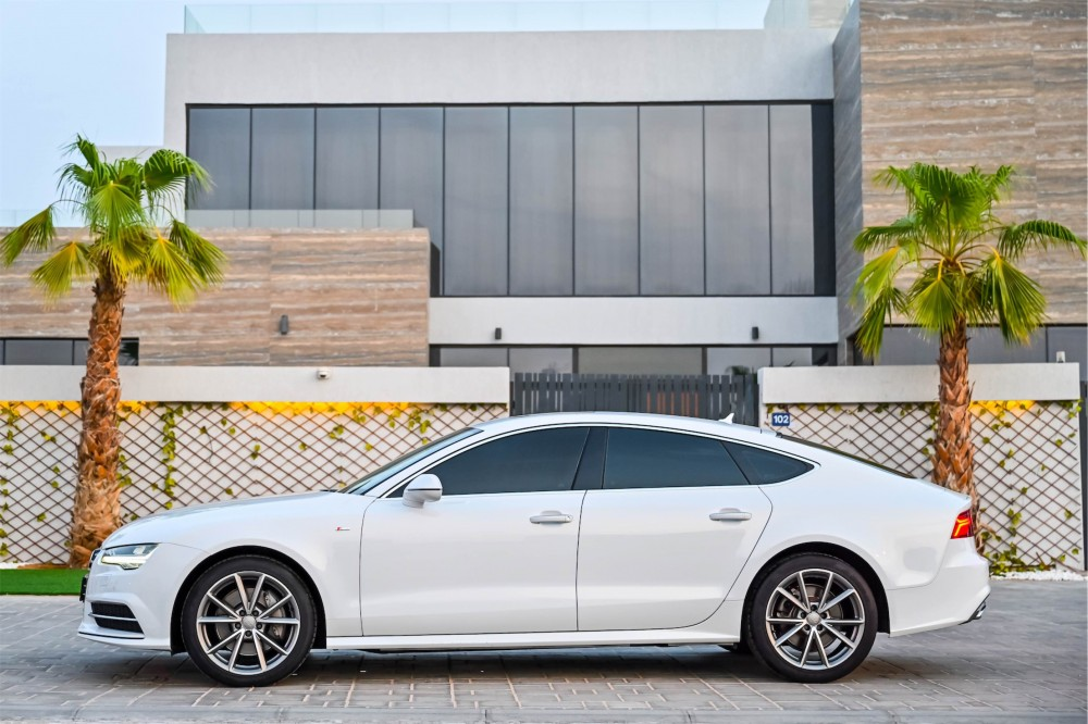 buy used Audi A7 S-Line New Shape in UAE