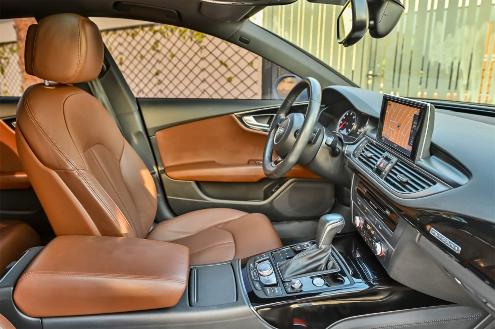 buy used Audi A7 S-Line New Shape without downpayment