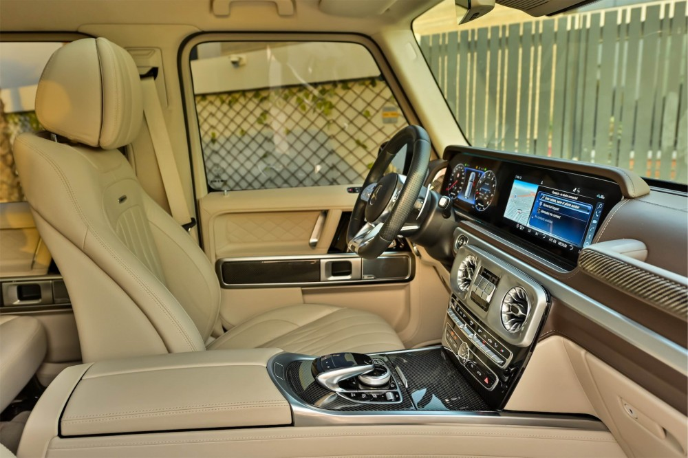 buy used Mercedes G63 AMG without downpayment
