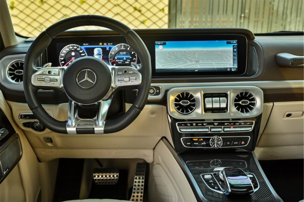 buy slightly used Mercedes G63 AMG without downpayment