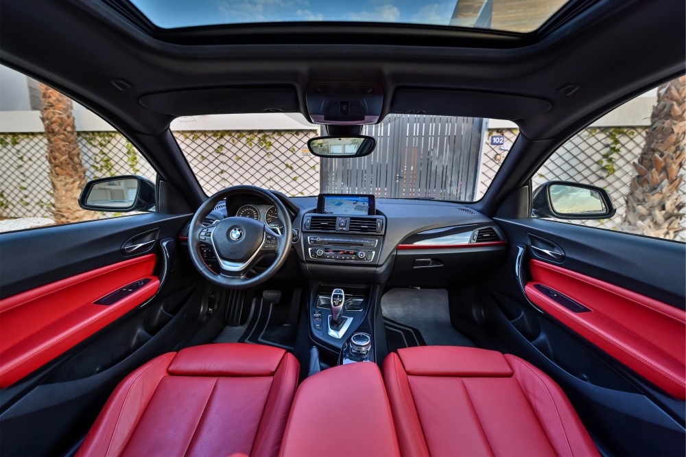 buy second hand BMW 220i Sport Coupe with warranty
