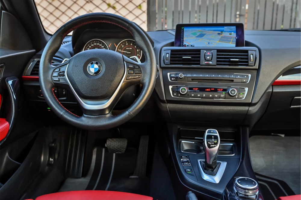 buy slightly used BMW 220i Sport Coupe without downpayment