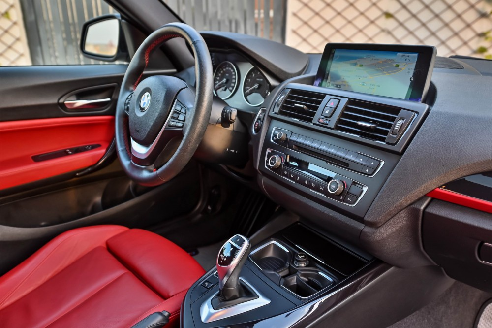 buy second hand BMW 220i Sport Coupe in UAE