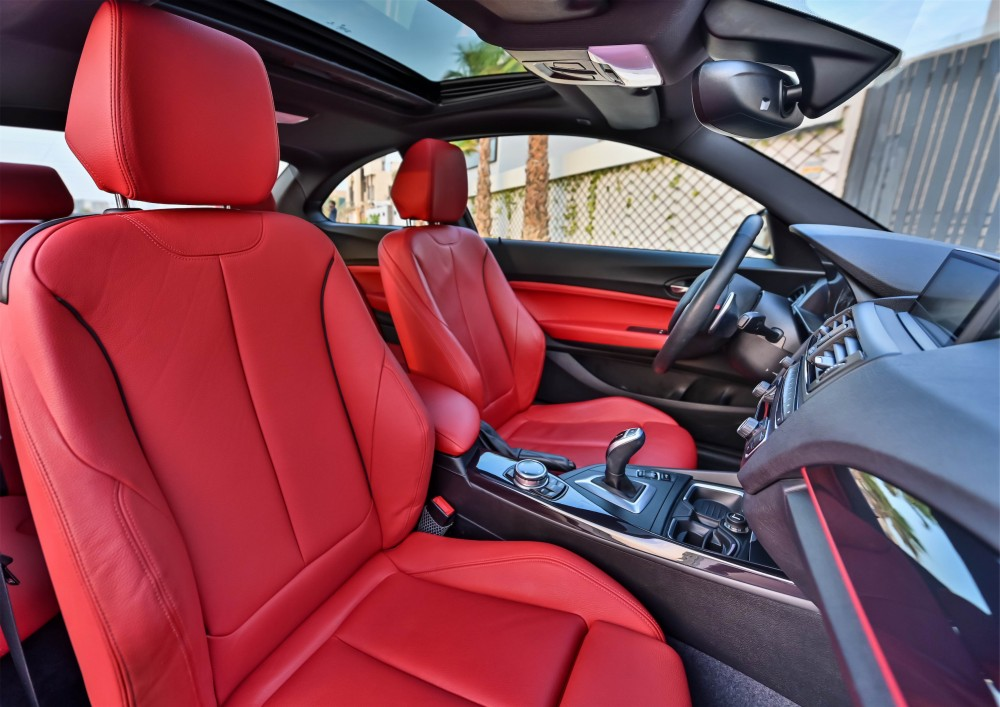 buy used BMW 220i Sport Coupe without downpayment