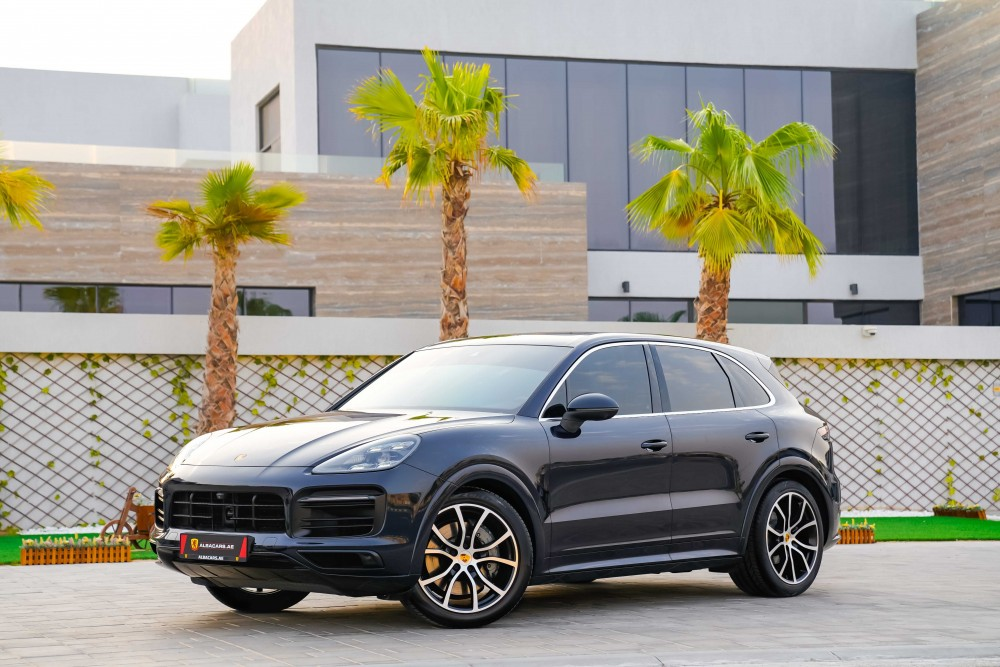 buy approved Porsche Cayenne S with warranty