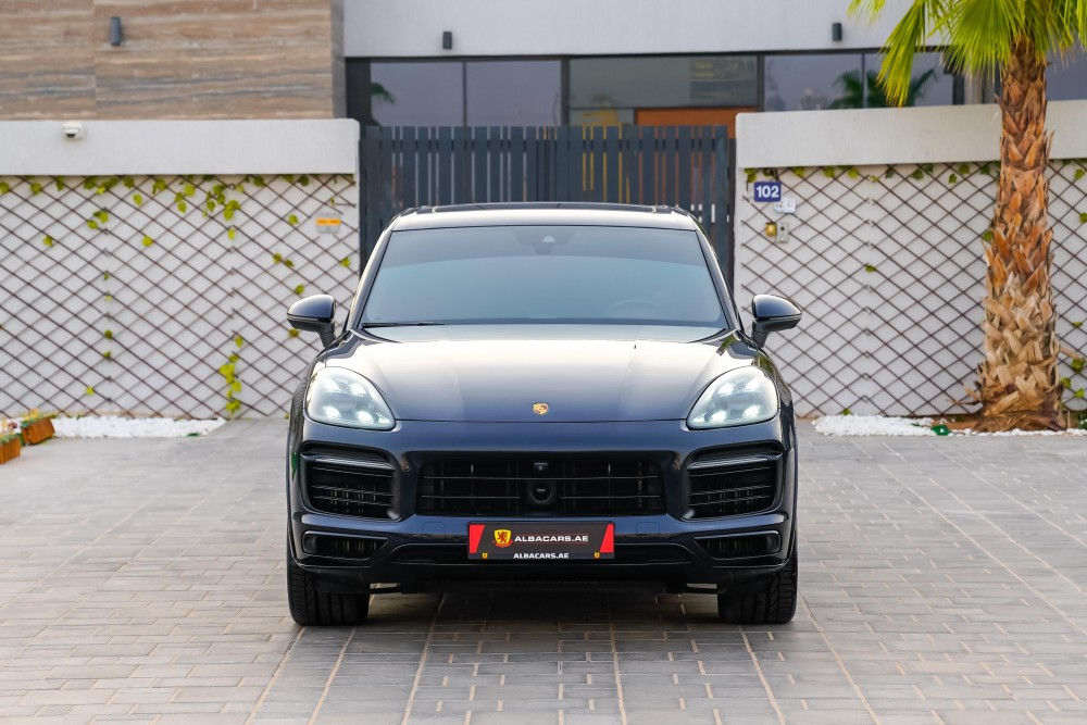buy used Porsche Cayenne S without downpayment