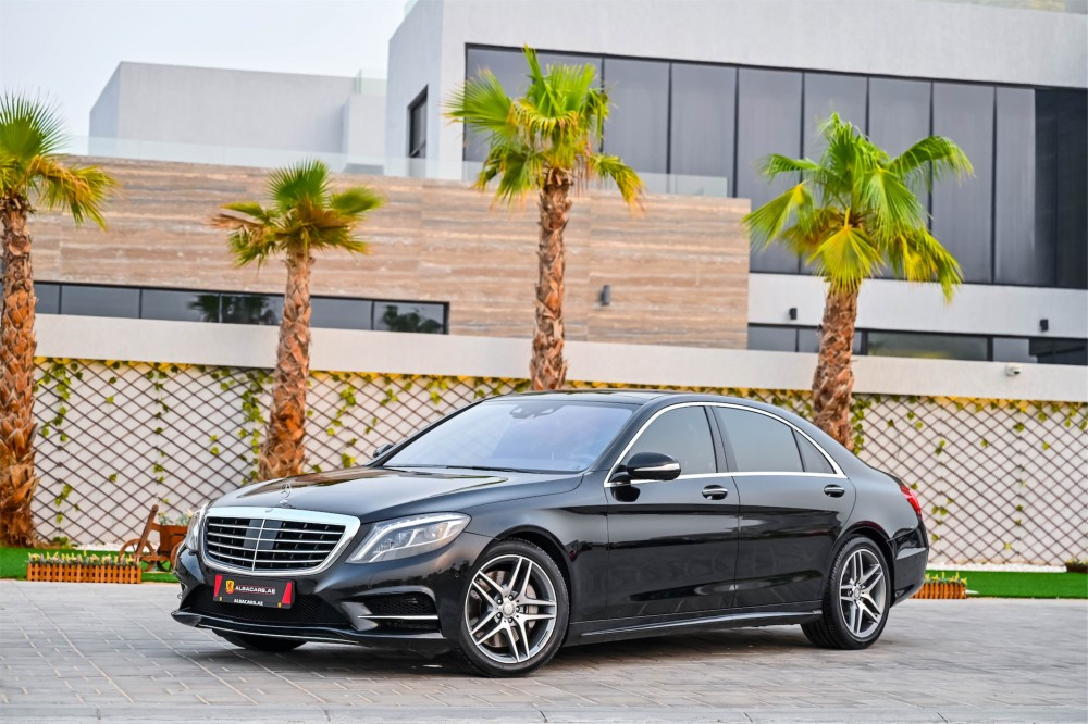 buy second hand Mercedes-Benz S400 AMG in Dubai