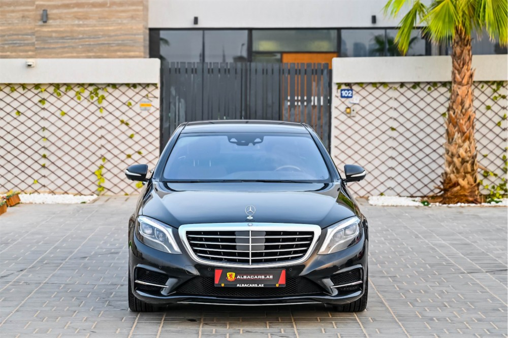 buy second hand Mercedes-Benz S400 AMG without downpayment