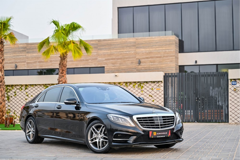 buy approved Mercedes-Benz S400 AMG without downpayment