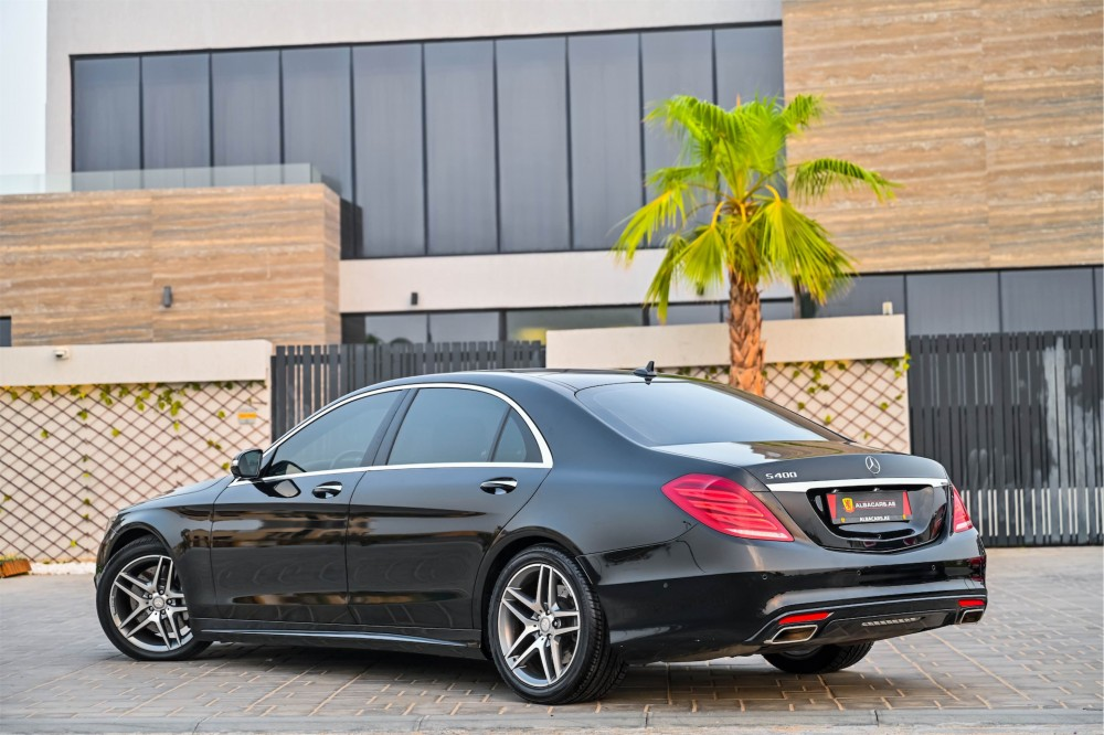 buy approved Mercedes-Benz S400 AMG with warranty