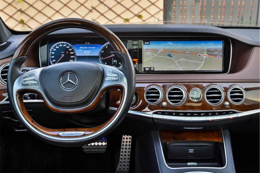 buy used Mercedes-Benz S400 AMG with warranty