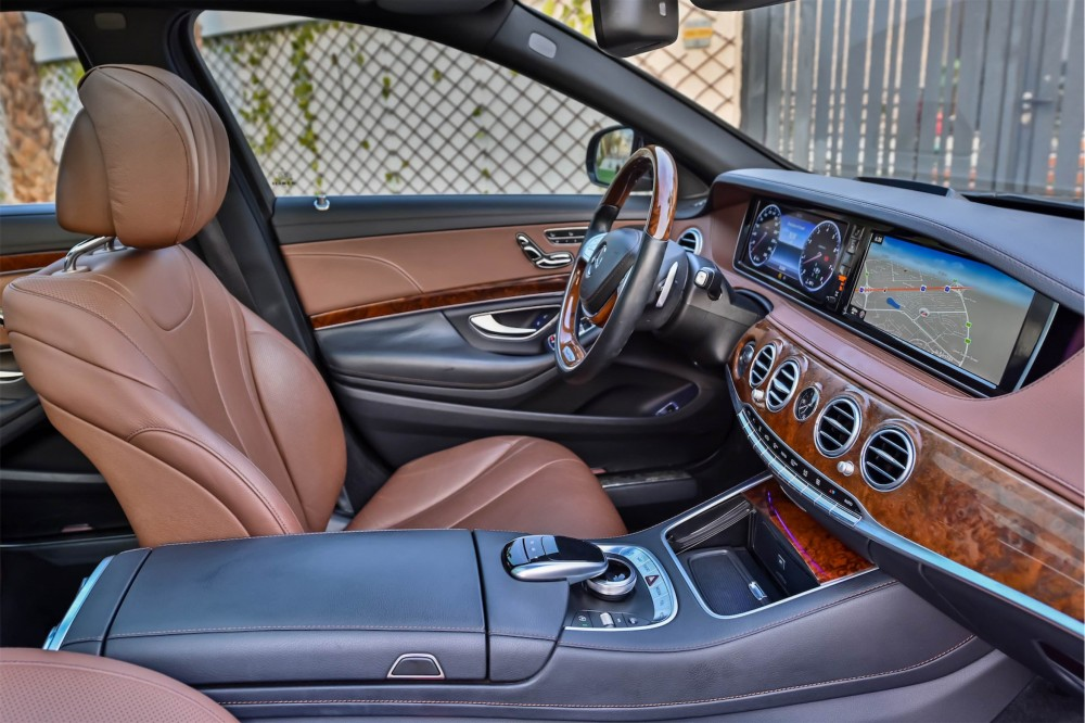 buy pre-owned Mercedes-Benz S400 AMG with warranty