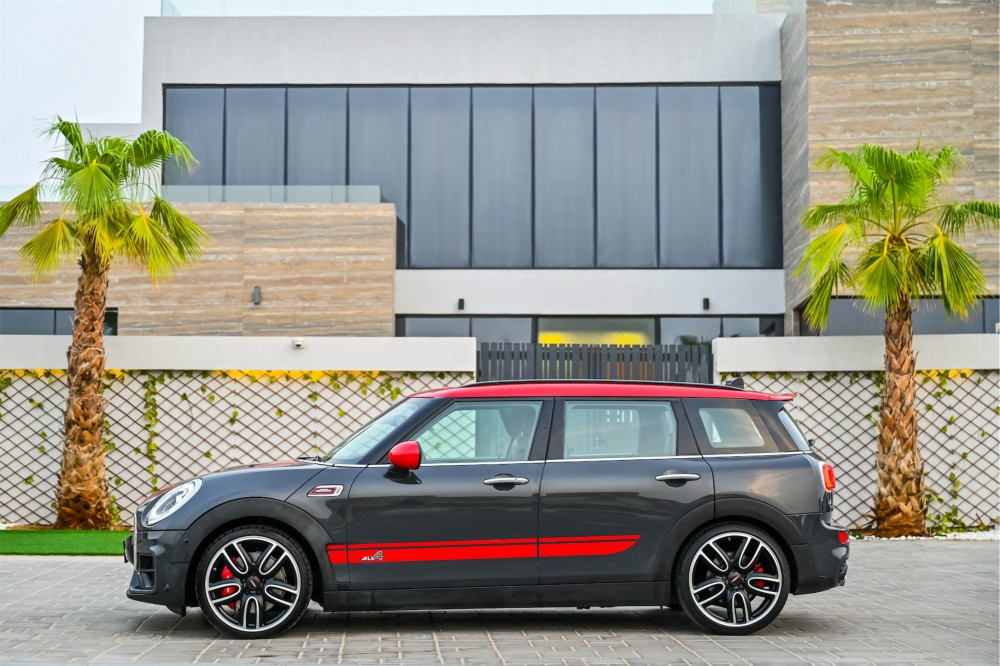 buy used Mini Clubman JCW without downpayment