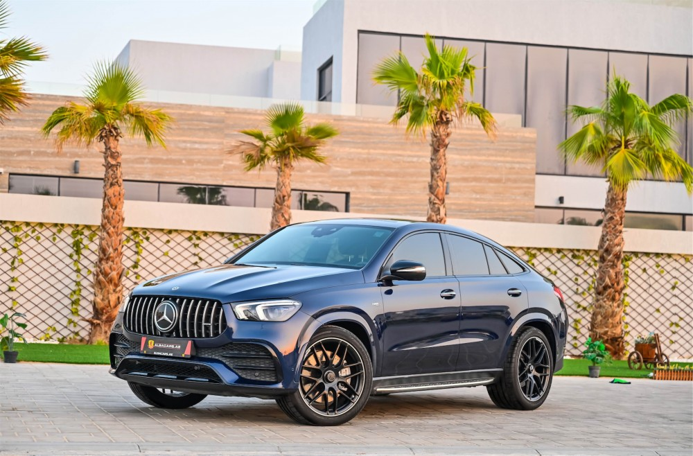 buy approved Mercedes GLE53 AMG without downpayment