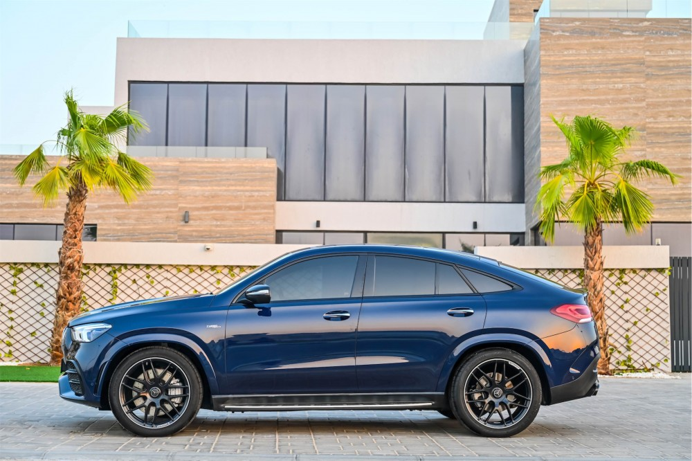 buy second hand Mercedes GLE53 AMG in Dubai