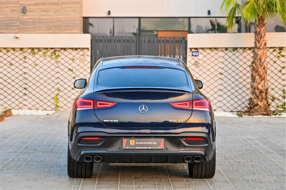 buy second hand Mercedes GLE53 AMG without downpayment