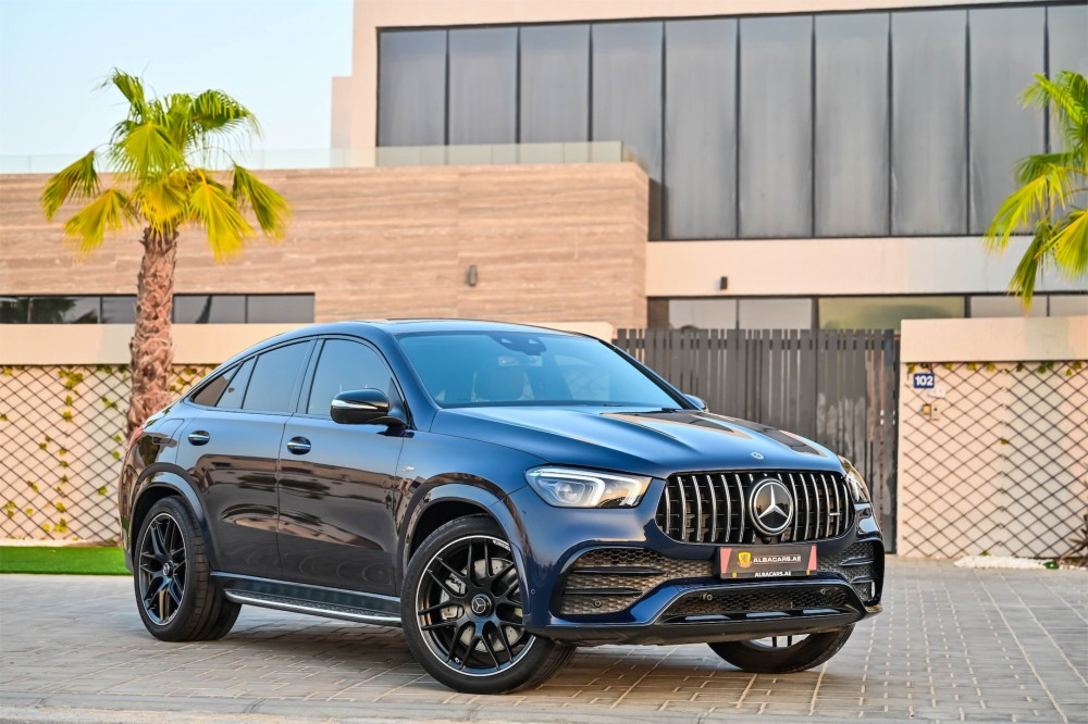 buy pre-owned Mercedes GLE53 AMG without downpayment