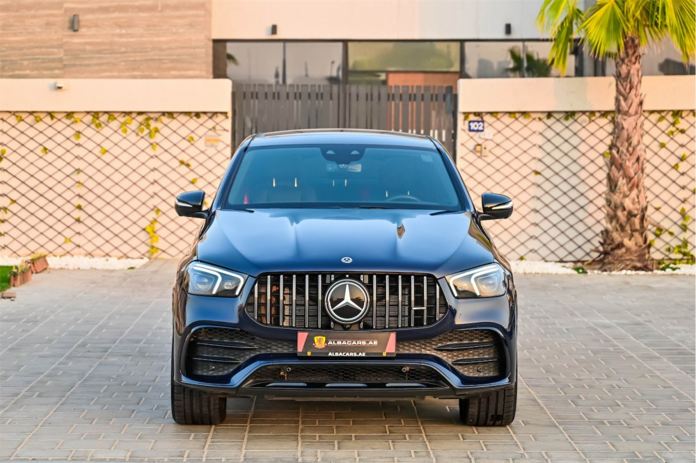 buy pre-owned Mercedes GLE53 AMG in Dubai