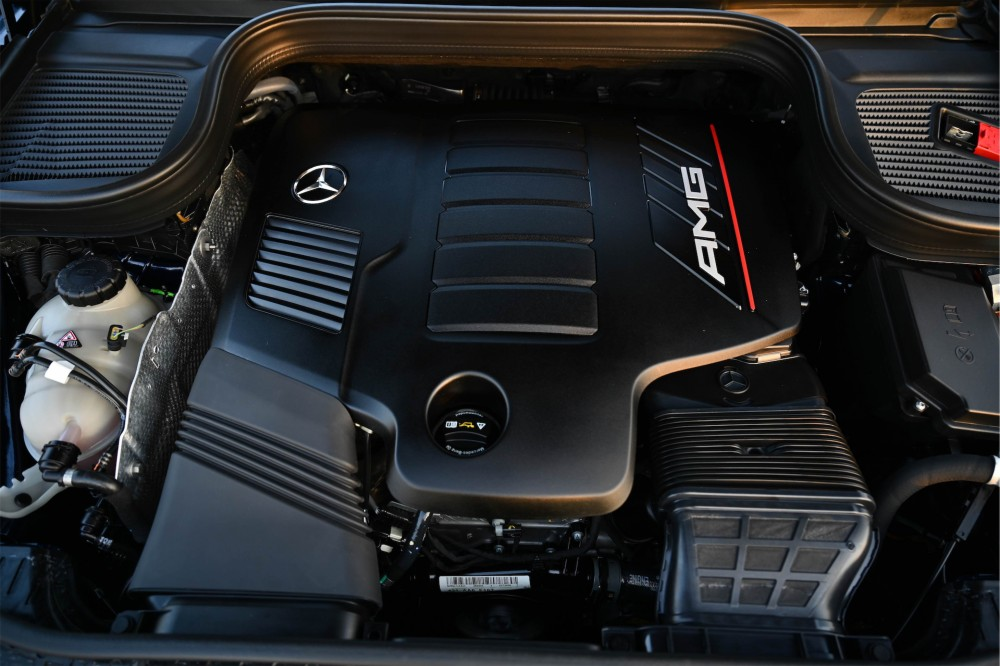 buy used Mercedes GLE53 AMG with warranty