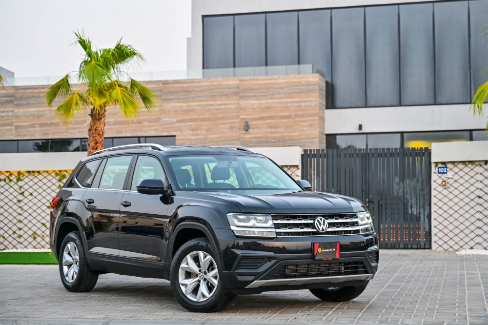 buy pre-owned Volkswagen Teramont without downpayment