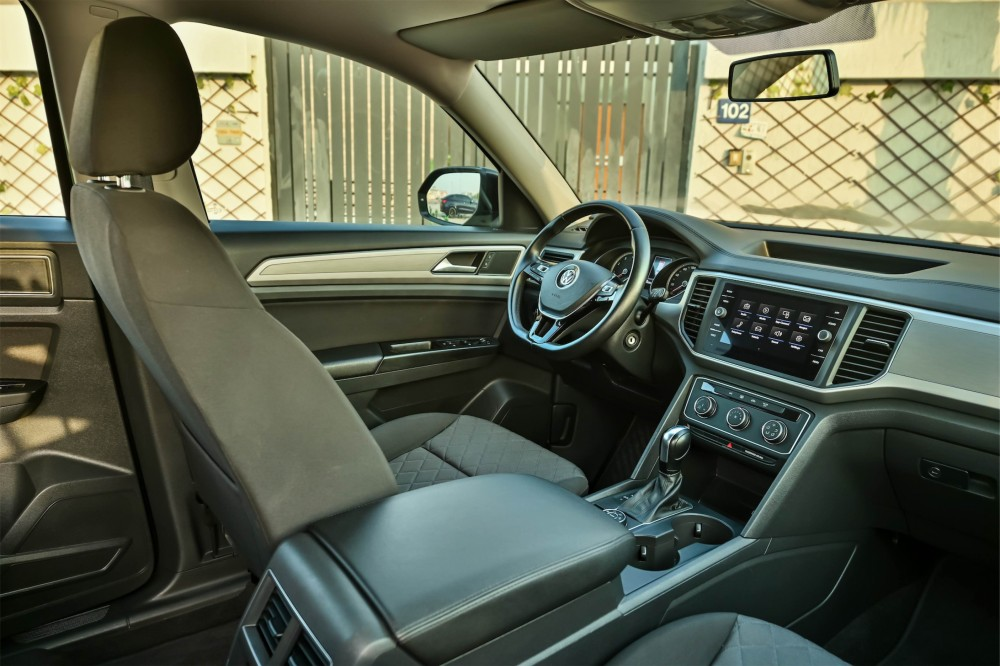 buy used Volkswagen Teramont without downpayment